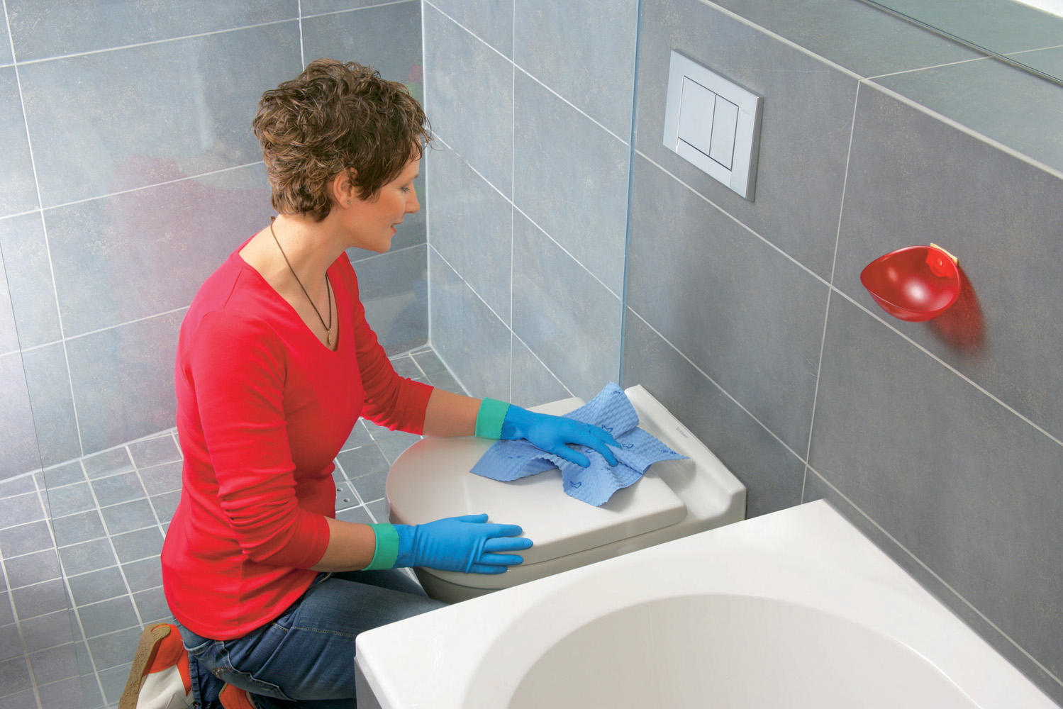 Easy To Clean Bathroom Design Tips Blitz Gal - To clean the bathroom